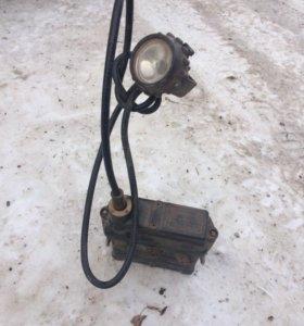 Светильник шахтный головной СГД.5М