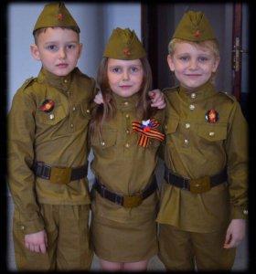 Военные костюмы напрокат
