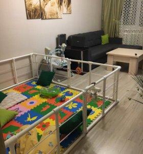 Детский манеж, забор, барьер