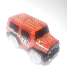 Машинка для трека
