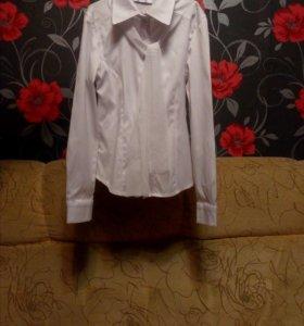Блуза школьна