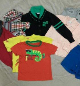 Одежда на мальчика р.98