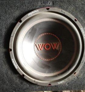 Сабвуфер Prology WOW-12
