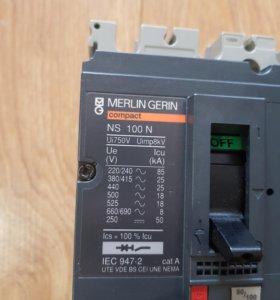 Автомат Merlin Gerin