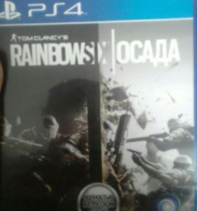 Tom clancys rainbow six осада