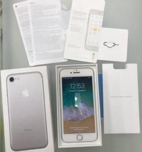 iPhone 7 32 gb Silver