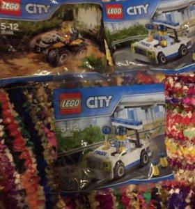 Лего полибэги и наборы