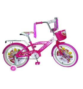 12′ WINX Велосипед детский. Новый