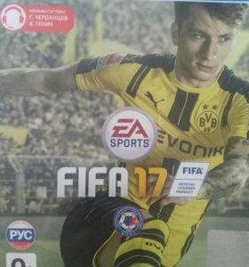 Игра FIFA 17 PS4