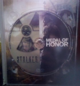 Stalker. MEDAL OF HONOR