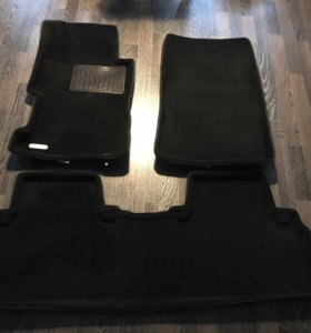 Коврики euromat 3D для Honda Civic 4D VIII