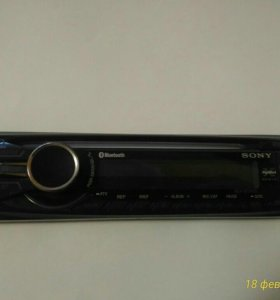 Панелька Sony MEX-BT3900U