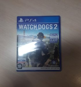 PS4 игра Watch Dogs 2