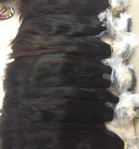 Натуральные волосы акция