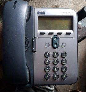 Телефоны Cisco IP Phone 7912