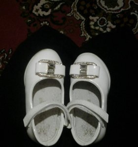 Туфли 22 размер