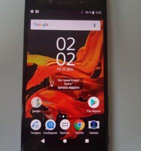 Sony Xperia xz dual black