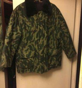 Зимняя мужская куртка. Б/у