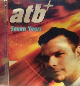 Компакт диск Atb