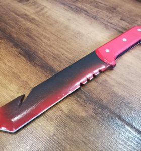 Армейский нож (Warface) из дерева
