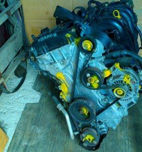 Двигател Focus 2.0 Duratec 145 л. с 05-011г