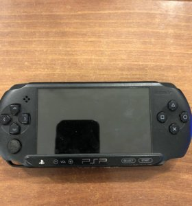Sony psp e1008 2c комплект