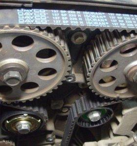 Замена ремня ГРМ - Капитальный ремонт двигателя