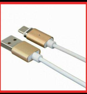 Магнитный кабель, Micro USB Magnetic