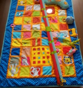 Развивающий коврик Taf Toys 3 в 1 (150*100 см)
