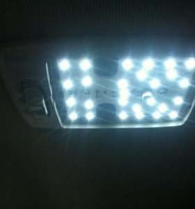 Hyundai Accent светодиодная плата AMD.PL19 PL 19