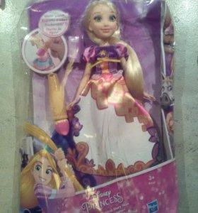 - 50% Кукла новая Рапунцель Принцессы Дисней