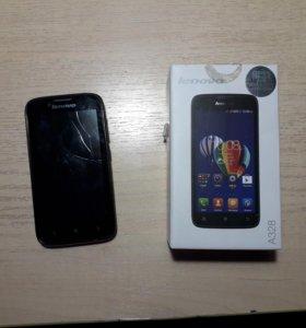 Продам смартфон LENOVO A328