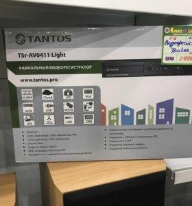 4х-канальный видеорегистратор Tantos