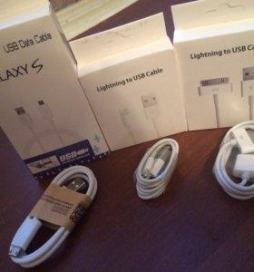 Зарядки на айфон на Андройд