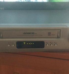 Видеомагнитофон SAMSUNG SVR-463
