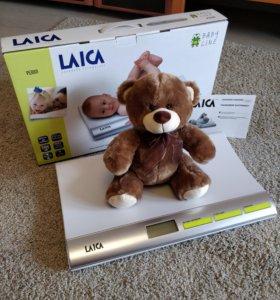 Весы для новорожденных LAICA PS3001