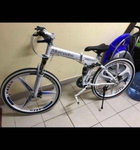 Велосипед Mercedes Benz