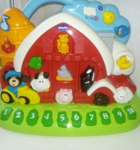 Интерактивная игрушка Говорящая ферма