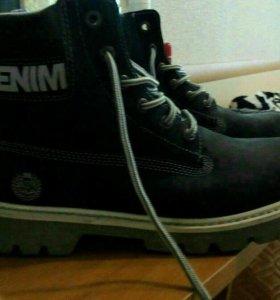 Ботинки 41р-р
