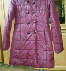 Синтепоновое пальто
