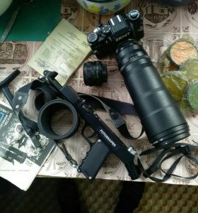 Фоторужье zenit FS-12-3