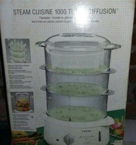 Пароварка Tefal steam cuisine 1000