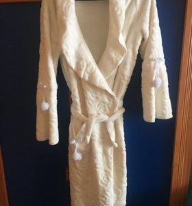 Мягкий халат