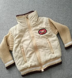Куртка демисезон размер 80-93 или 1-2,5 г.