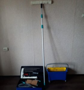 Клининговое оборудование