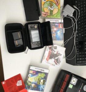 Nintendo 3DS + аксессуары