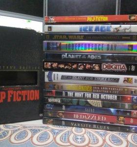 Коллекционные DVD фильмы на англ. языке
