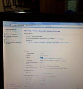 продаю ноутбук Lenovo ideapad z570