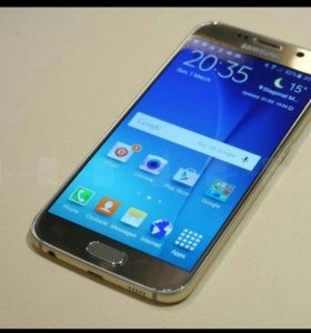 Samsung Galaxy Gold s6 Platinum