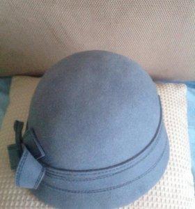 Шляпа фетровая новая